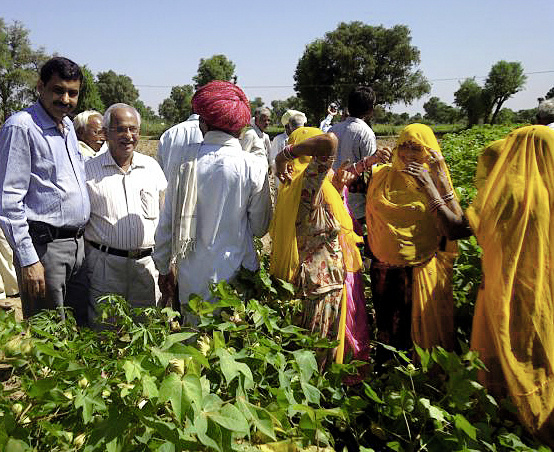 Promoting skill development in Indian Agriculture
