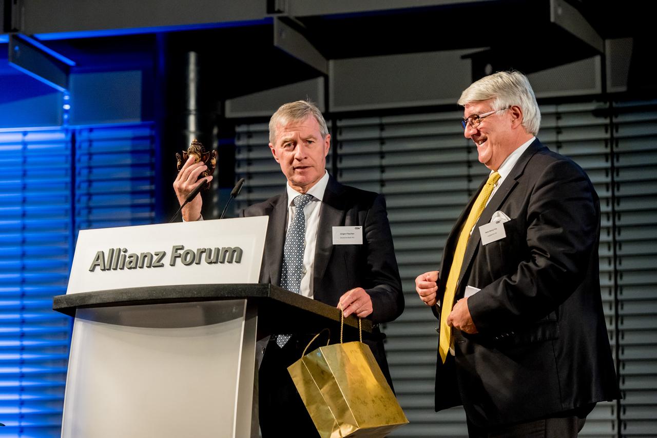 Kleines Liebesmahl im Allianz Forum Berlin - Ostasiatischer Verein e.V.